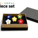 【新商品】COLORFULシリーズから、選べる5piece setが登場しました