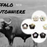 【新登場】シックな大人を演出!Buffalo 水牛、シェル・ブートニエールが新登場